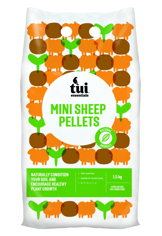 Tui Mini Sheep Pellets 1.5 kg