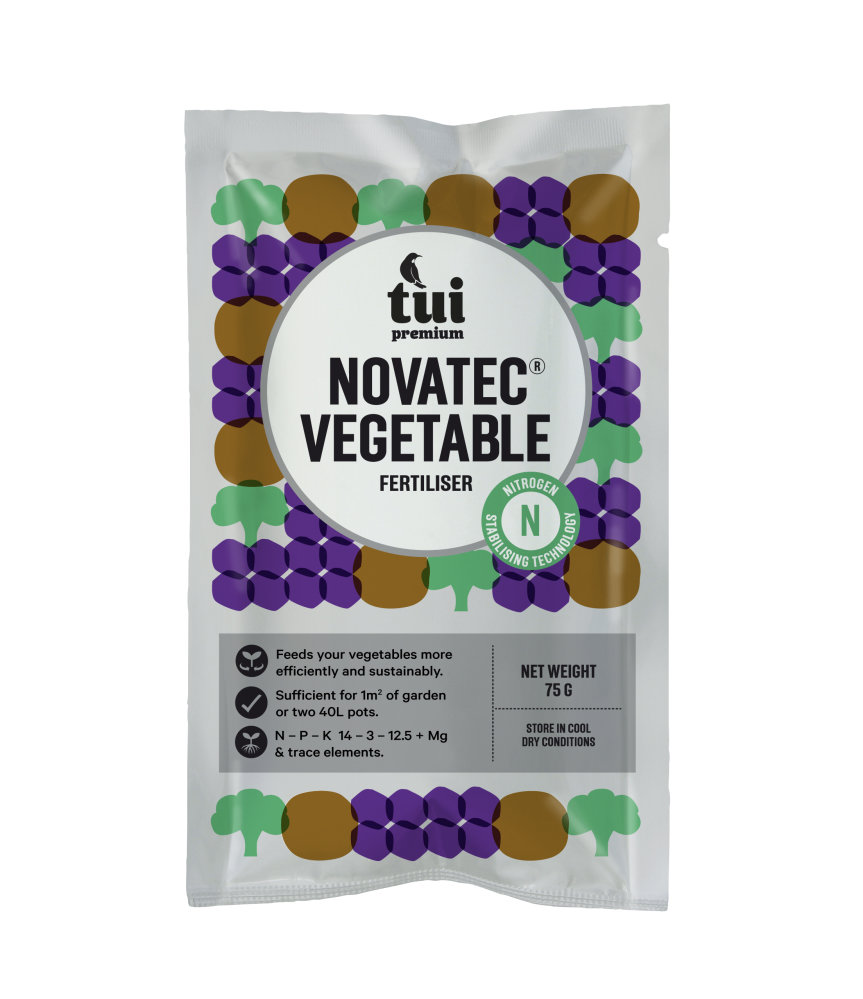 Novatec Vegetable Fert 75g