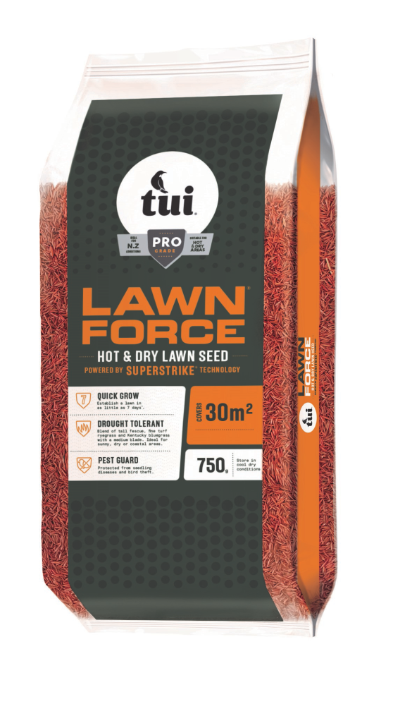 Hot and Dry Lawn Seed 750g