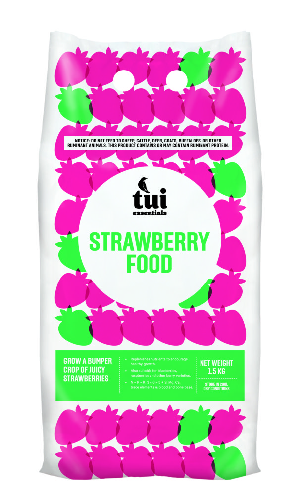 Strawberry Food 1.5kg