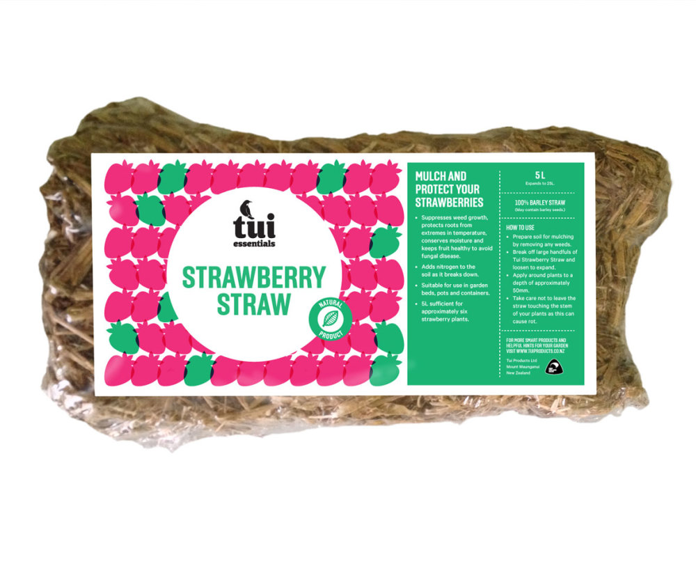 Strawberry Straw 5L
