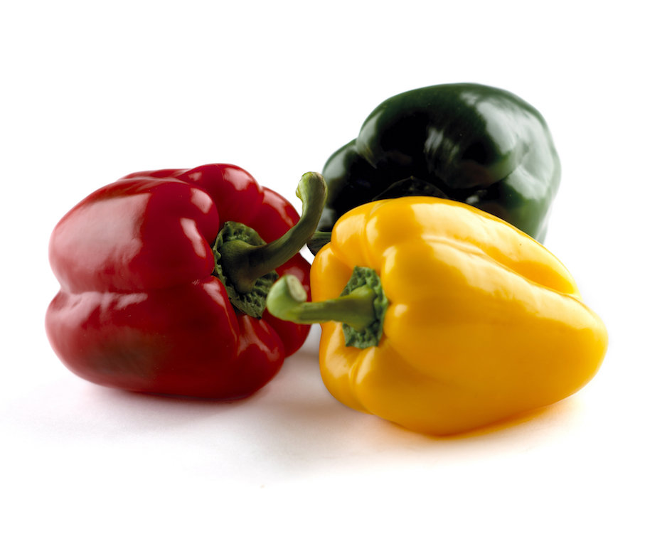 Capsicum - Mixed Colours
